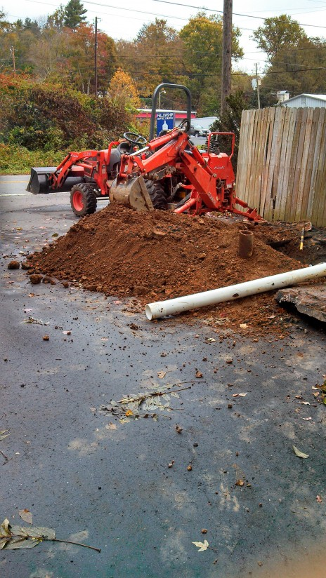 Sewer Line Repair Replacement asheville nc