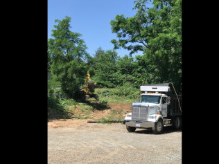 Site Clearing asheville nc